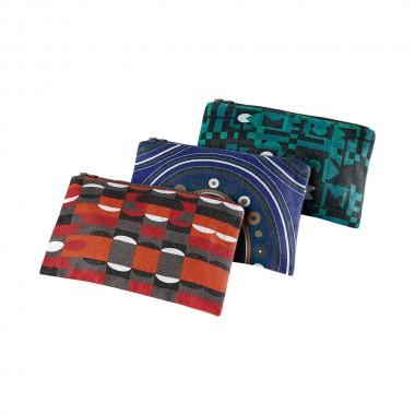 diptyque圣日尔曼大道34号旅行手袋(限量版)-绿色剪纸