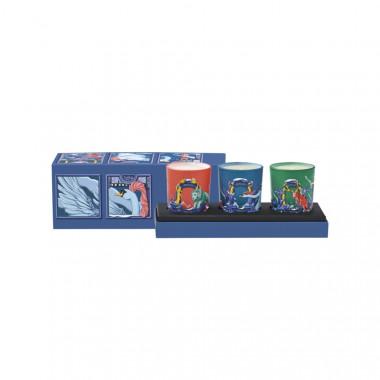 diptyque2020冬日限定版迷你香氛蜡烛礼盒-3只装